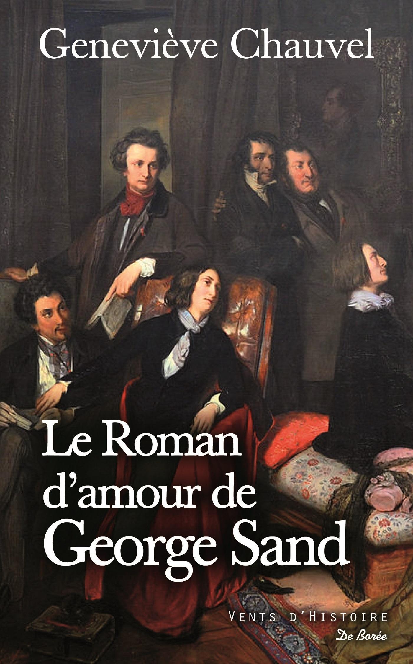 ROMAN D'AMOUR DE GEORGE SAND (LE)
