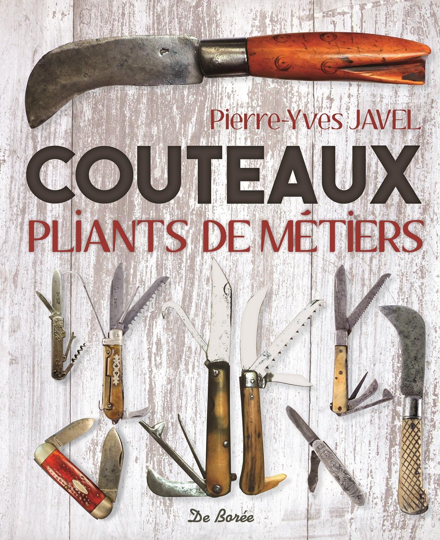 COUTEAUX PLIANTS DE METIERS