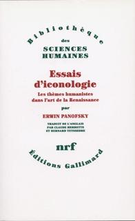 ESSAIS D'ICONOLOGIE
