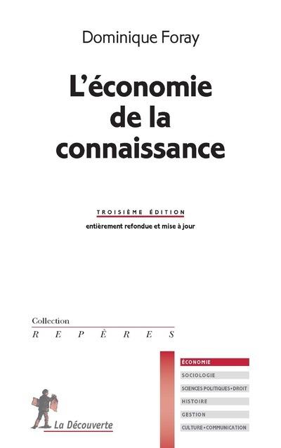 L'ECONOMIE DE LA CONNAISSANCE
