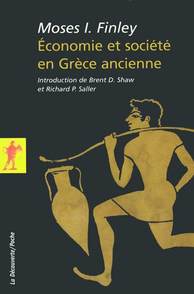 ECONOMIE ET SOCIETE EN GRECE ANCIENNE