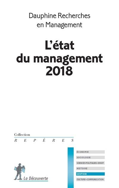 L'ETAT DU MANAGEMENT 2018