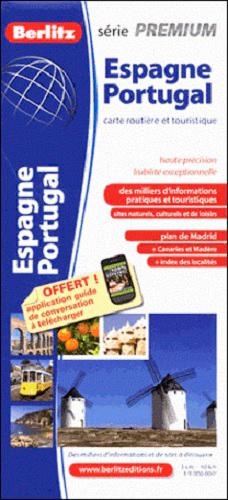 ESPAGNE ROUTIERE ET TOURISTIQUE PREMIUM