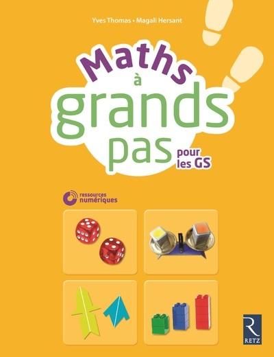 MATHS A GRAND PAS POUR LES GS + CD ROM