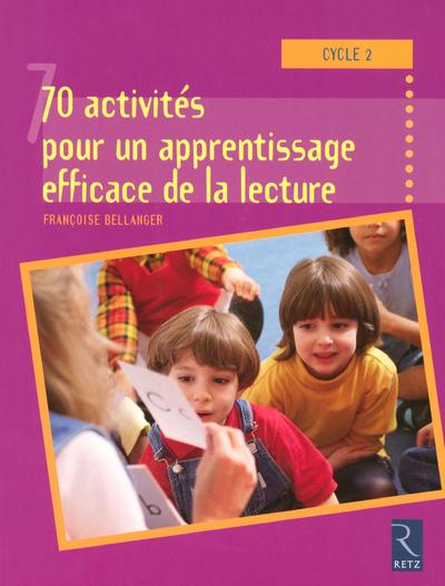 70 ACTIVITES POUR APPRENTISSAG