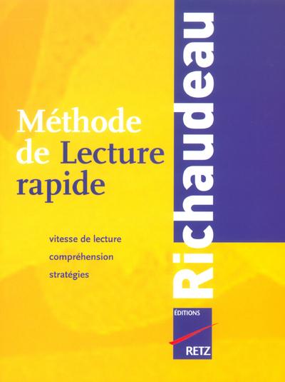 LECTURE RAPIDE RICHAUDEAU