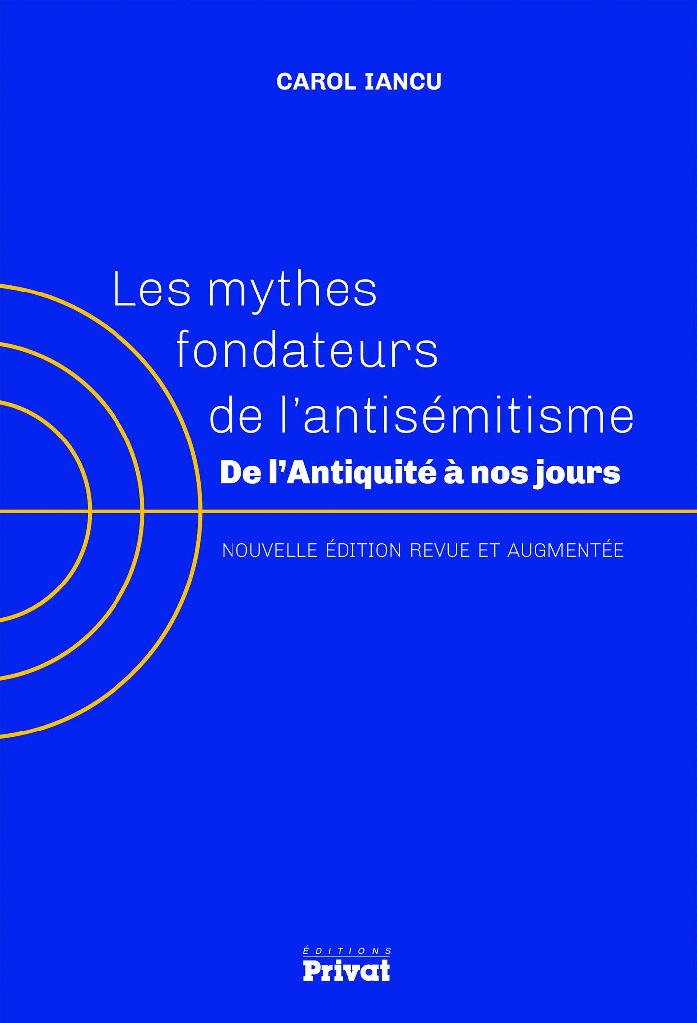 MYTHES FONDATEURS DE L'ANTISEMITISME NED