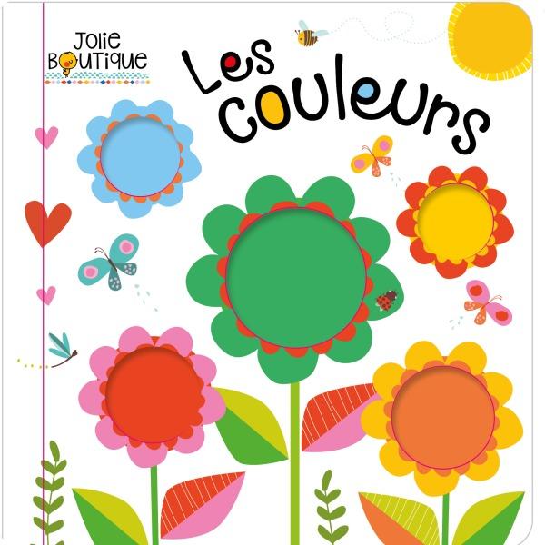LES COULEURS (COLL. JOLIE BOUTIQUE)