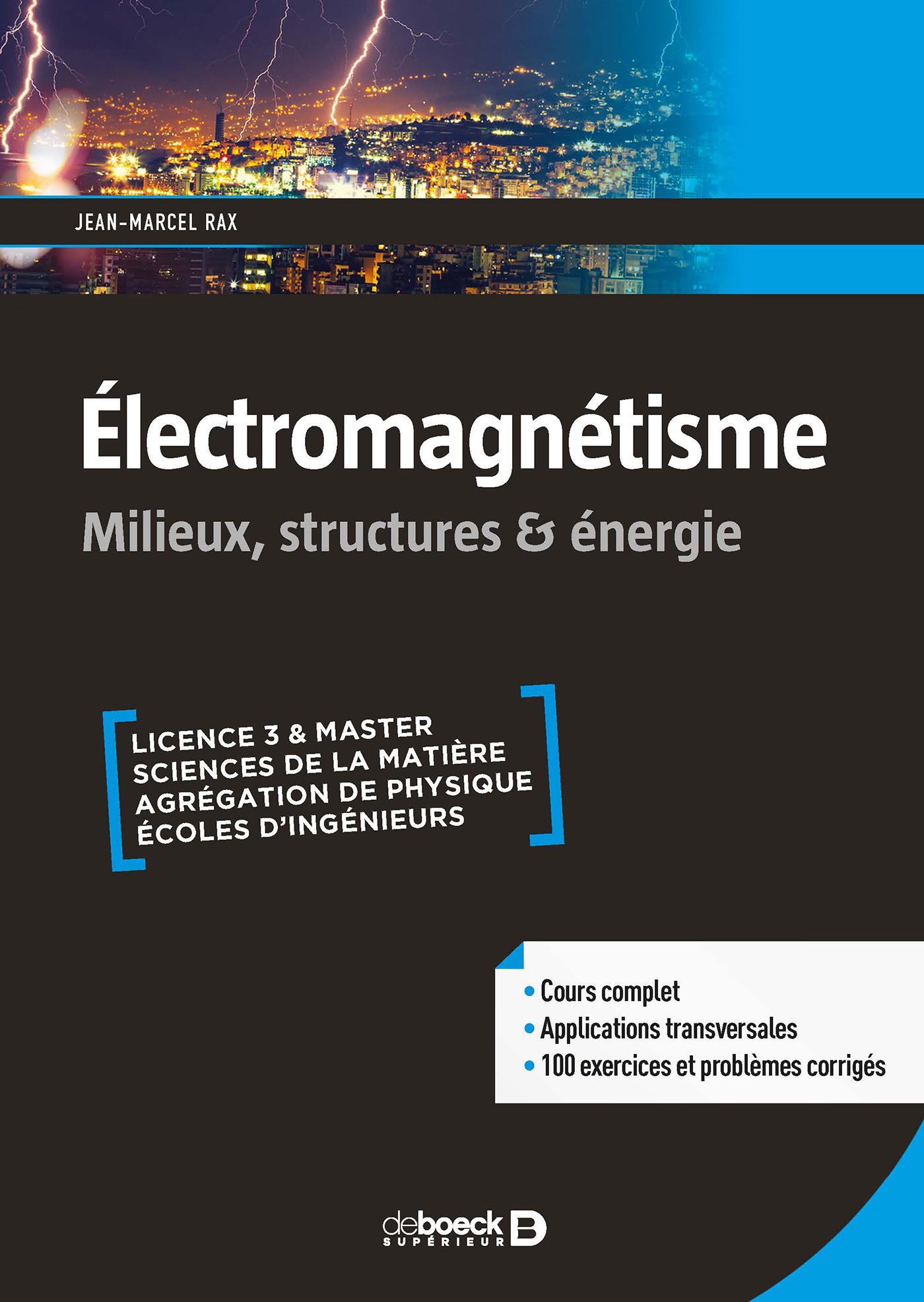 ELECTROMAGNETISME