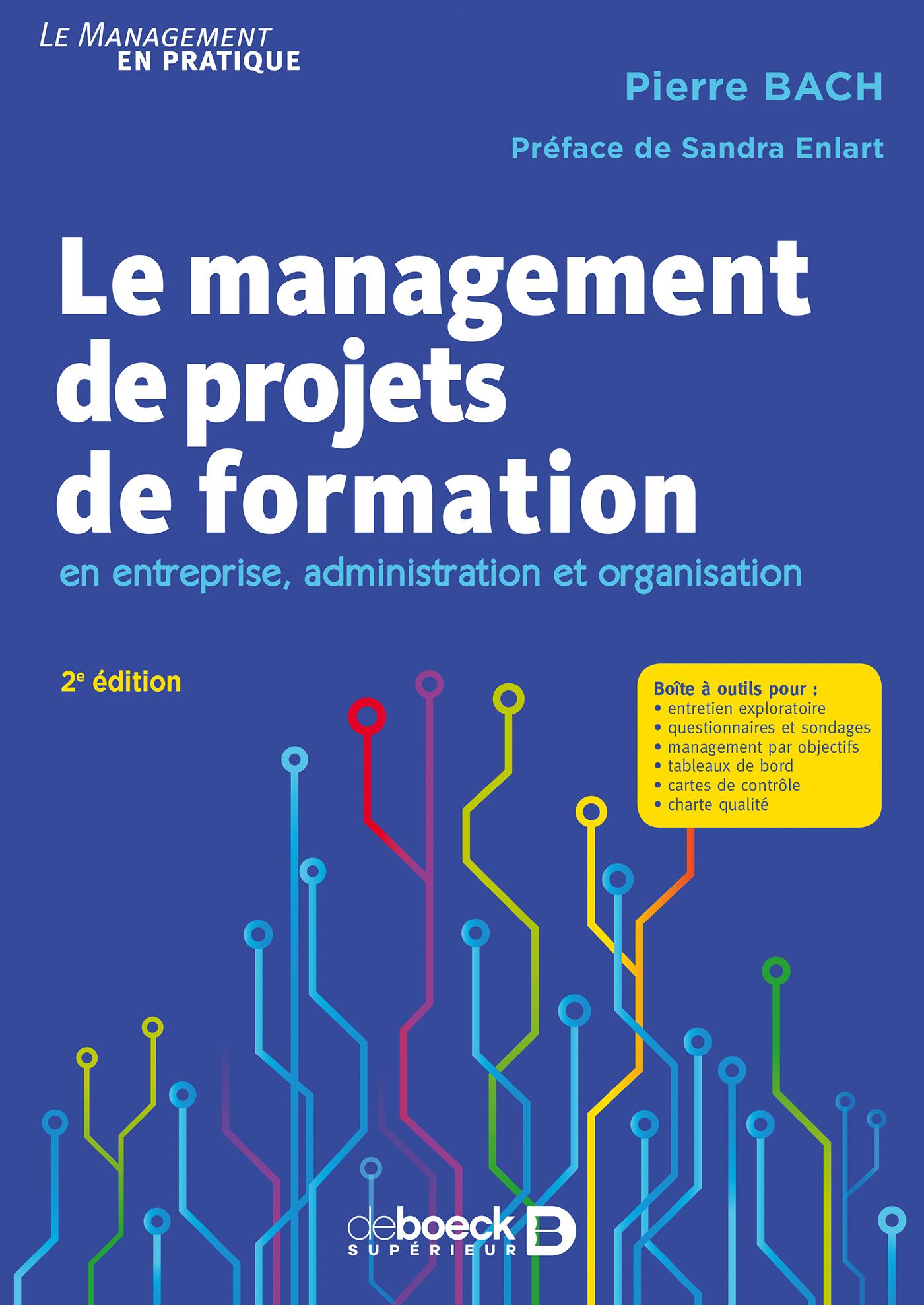 MANAGEMENT DE PROJETS DE FORMATION (LE)
