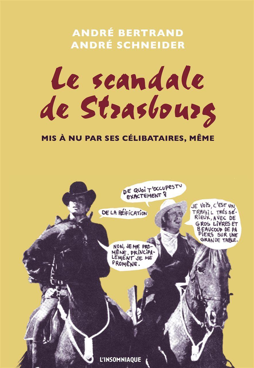 SCANDALE DE STRASBOURG