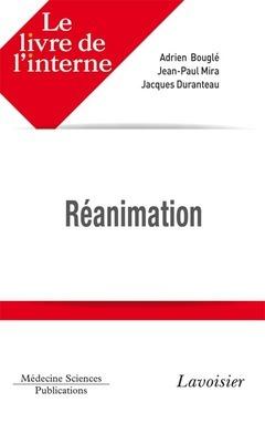 REANIMATION (COLL. LE LIVRE DE L'INTERNE)