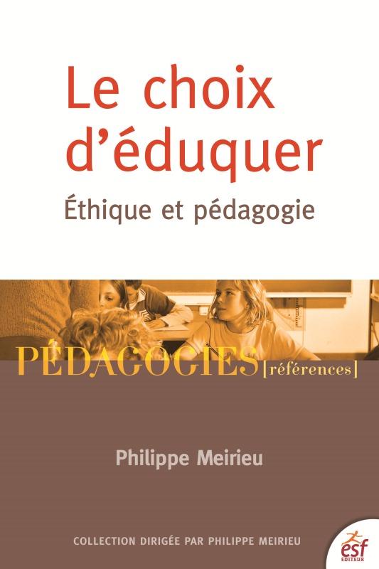 LE CHOIX D EDUQUER