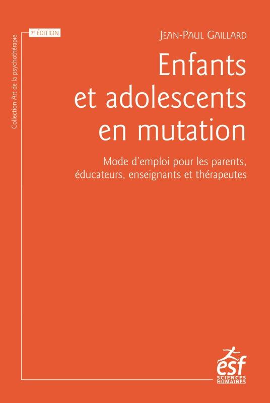 ENFANTS ET ADOLESCENTS EN MUTATION NED