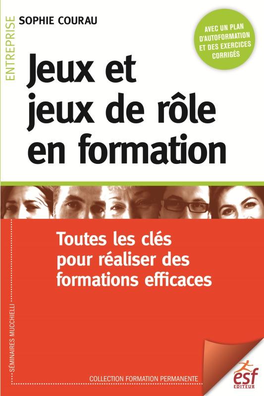 JEUX ET JEUX DE ROLE EN FORMATION