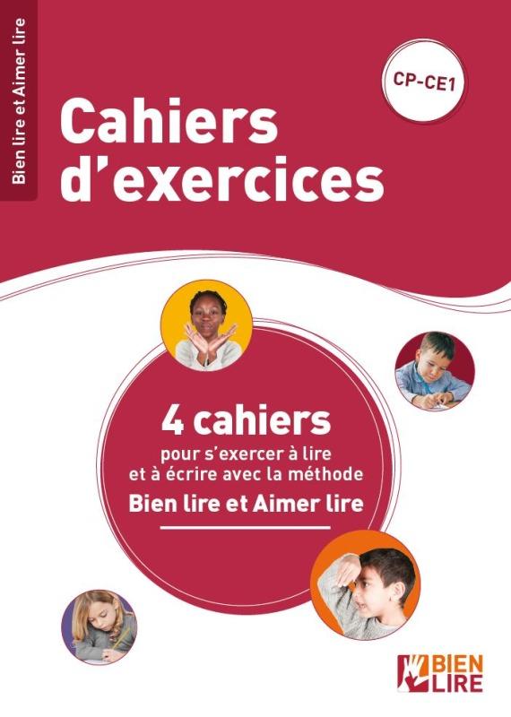 CAHIERS D'EXERCICES BIEN LIRE ET AIMER LIRE CP CE1