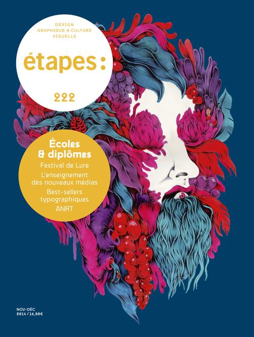 ETAPES - NUMERO 222