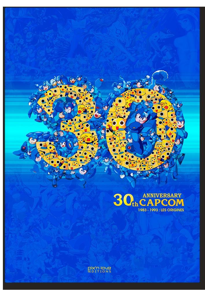 L'HISTOIRE DE CAPCOM VOLUME 1