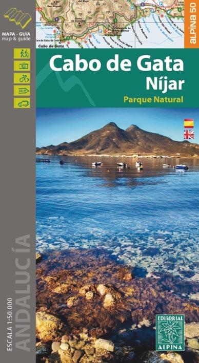 CABO DE GATA/NIJAR - 1/50.000