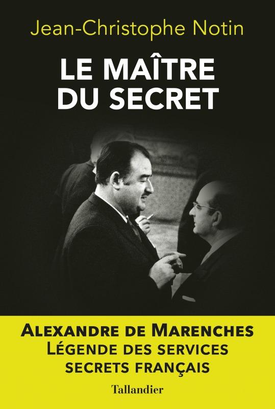 LE MAITRE DES SECRETS