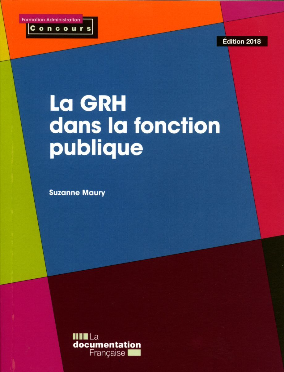LA GRH DANS LA FONCTION PUBLIQUE
