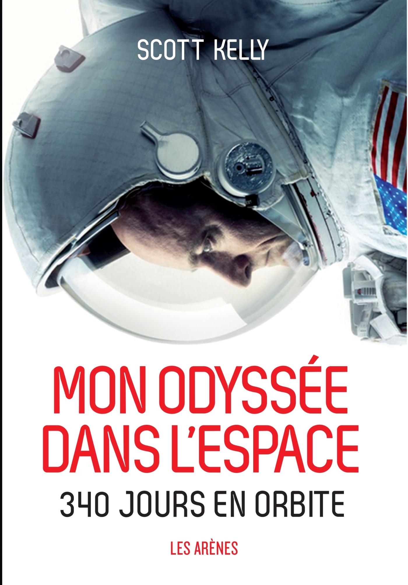 MON ODYSSEE DANS L'ESPACE