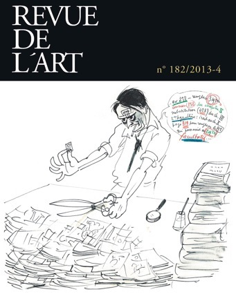 REVUE DE L'ART 182/2013-4