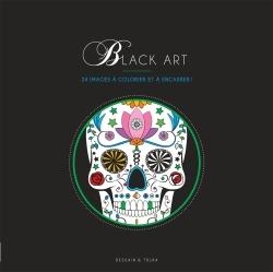 COLORIAGE BLACK ART