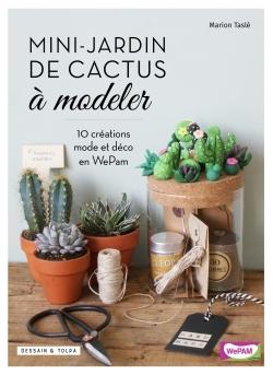 MINI-JARDIN DE CACTUS A MODELER