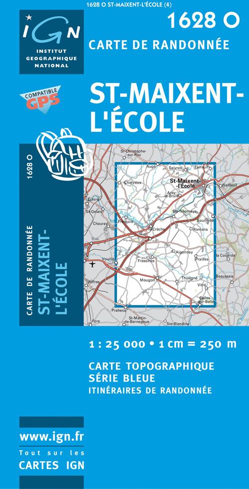 ST-MAIXENT-L'ECOLE