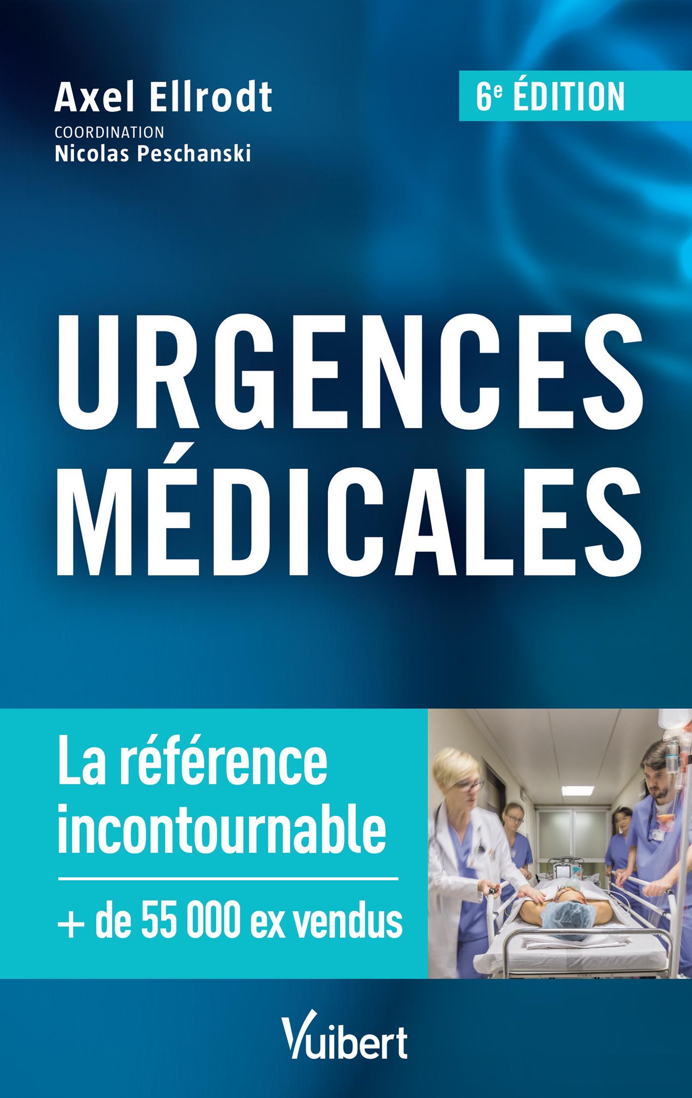 URGENCES MEDICALES 6E EDT