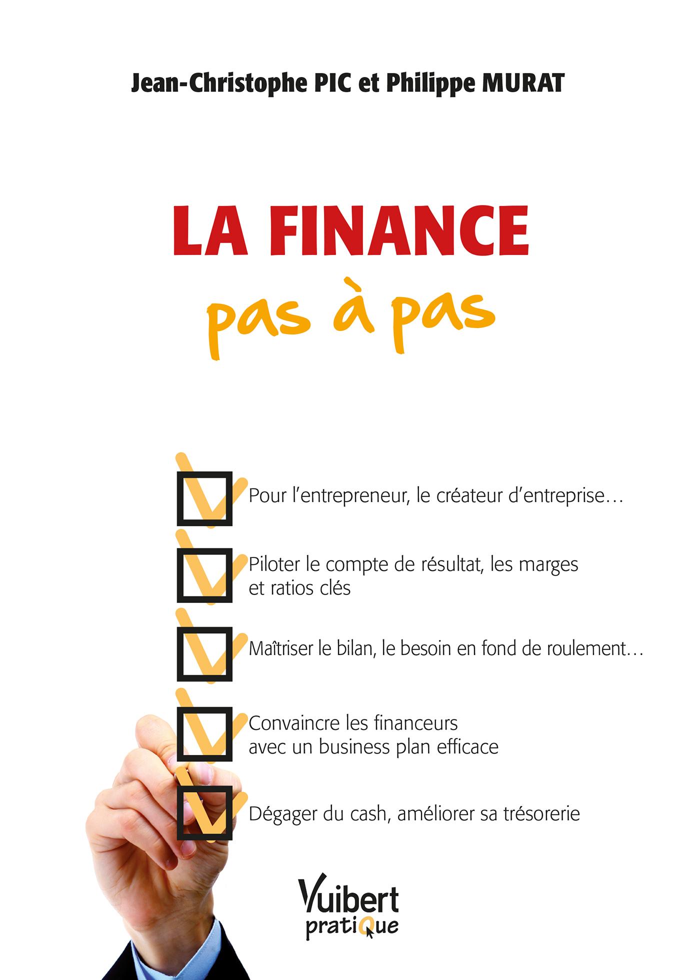 FINANCE PAS A PAS (LA)