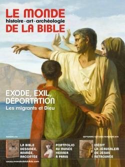 MONDE DE LA BIBLE SEPTEMBRE-OCTOBRE-NOVEMBRE N  218