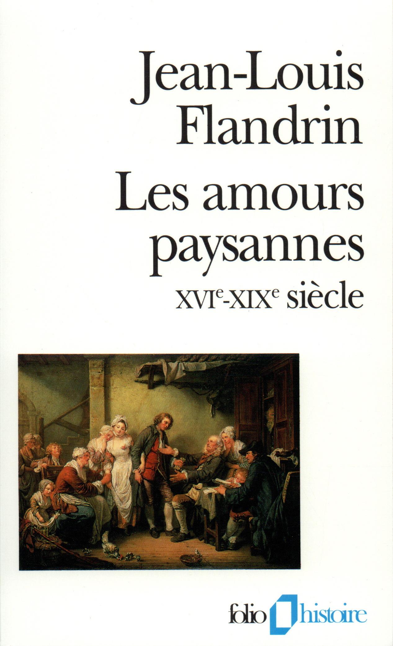 LES AMOURS PAYSANNES