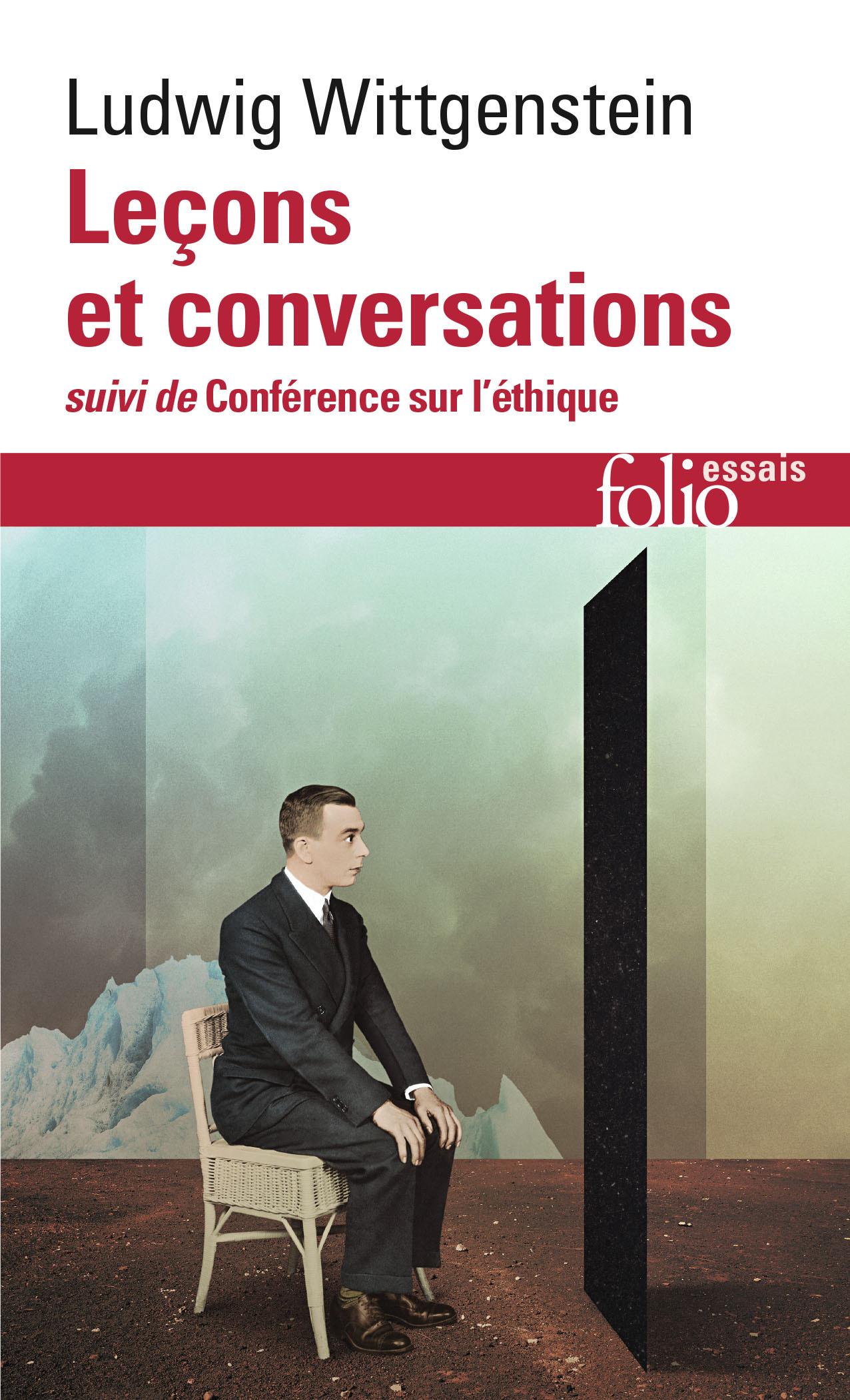 LECONS ET CONVERSATIONS SUR L'ESTHETIQUE, LA PSYCHOLOGIE ET LA CROYANCE RELIGIEU