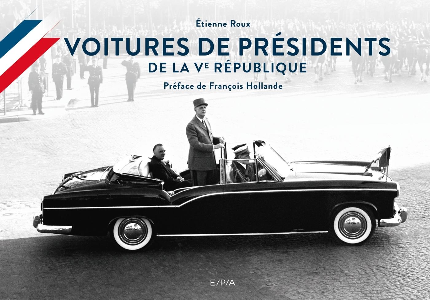 VOITURES DE PRESIDENTS