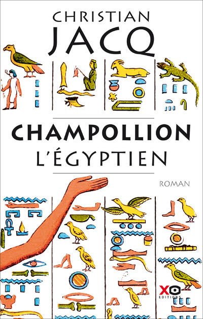 CHAMPOLLION L'EGYPTIEN