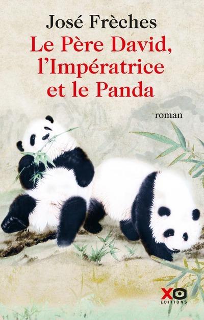 LE PERE DAVID, L'IMPERATRICE ET LE PANDA