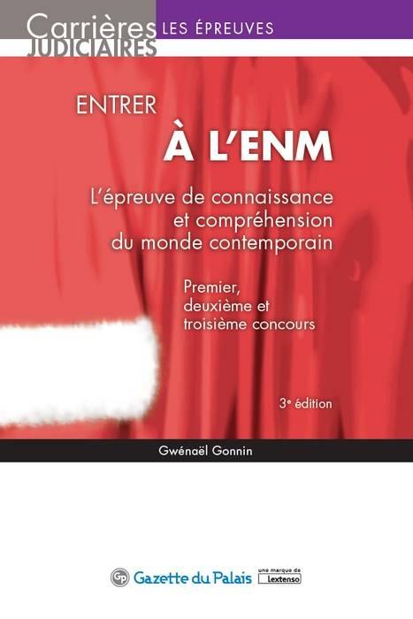 ENTRER A L ENM 3 EME EDITION