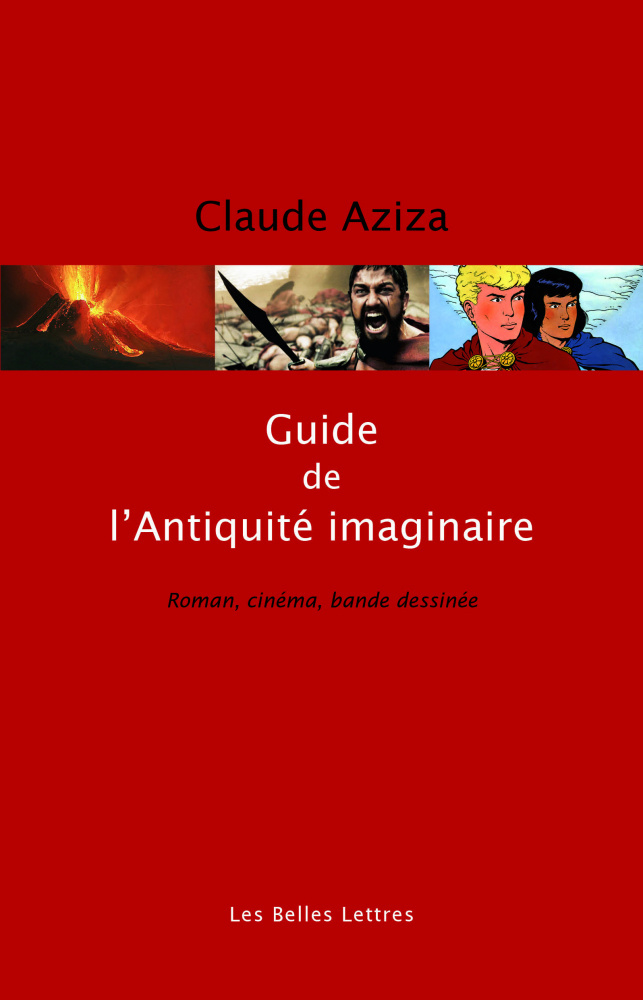 GUIDE DE L'ANTIQUITE IMAGINAIRE