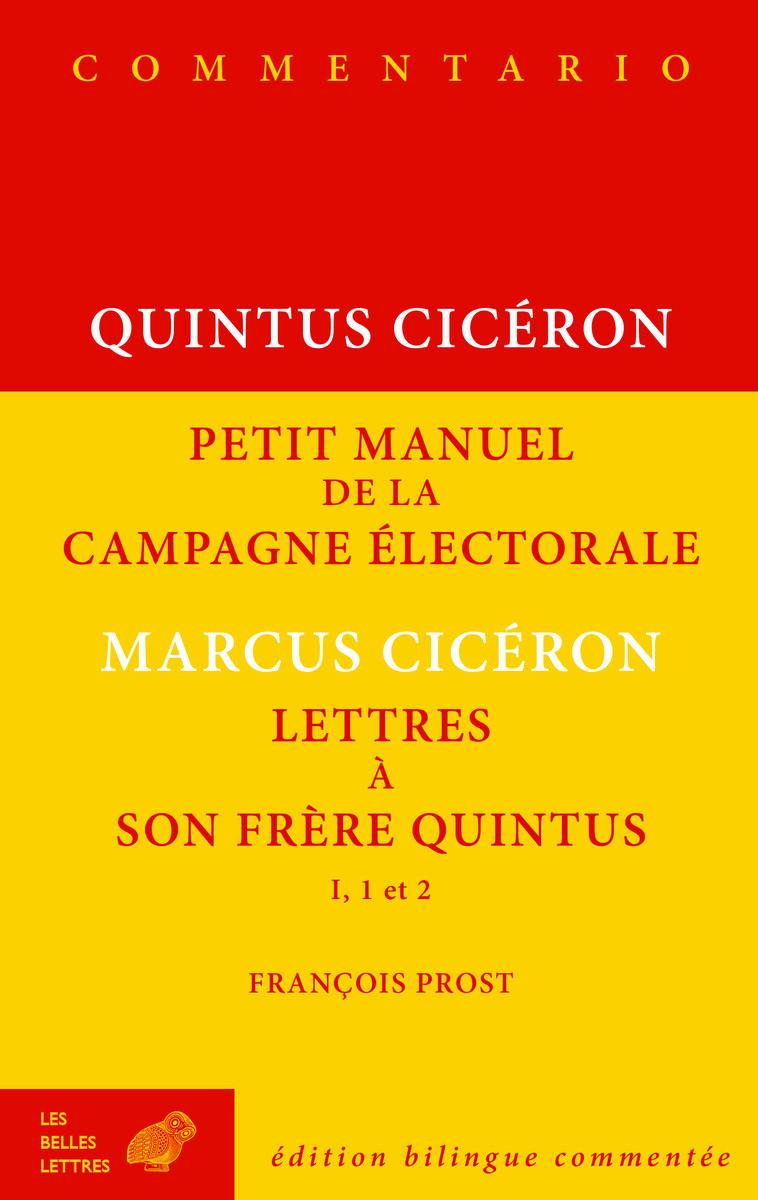 PETIT MANUEL DE LA CAMPAGNE ELECTORALE