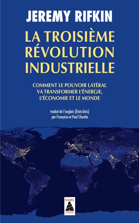 LA TROISIEME REVOLUTION INDUSTRIELLE BABEL 1212