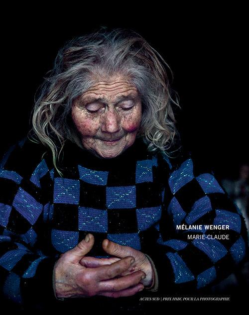 MARIE-CLAUDE - MELANIE WENGER - PRIX HSBC POUR LA PHOTOGRAPHIE 2017