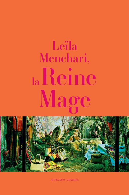 LEILA MENCHARI, LA REINE MAGE