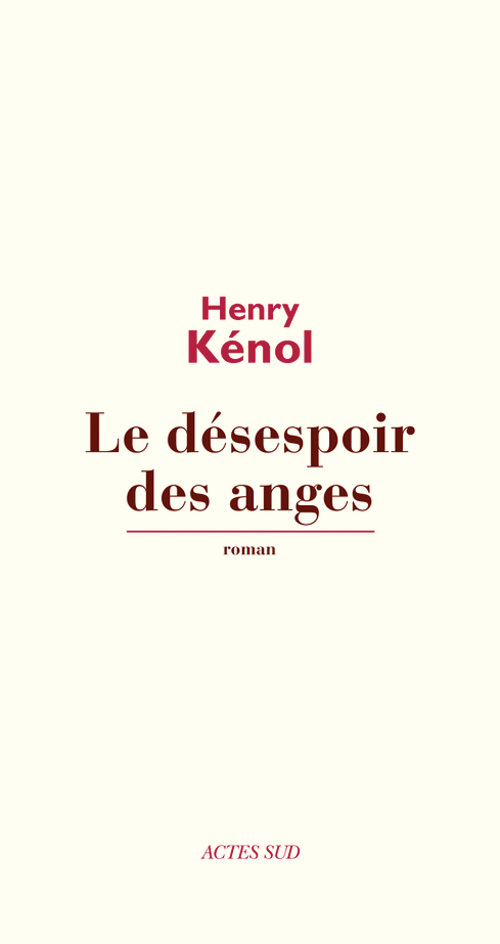 LE DESESPOIR DES ANGES
