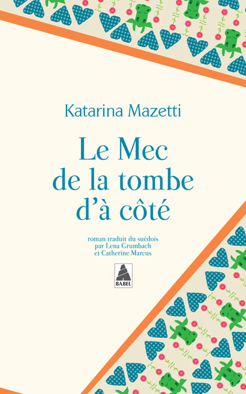 LE MEC DE LA TOMBE D'A COTE (COLLECTOR ) BABEL 951