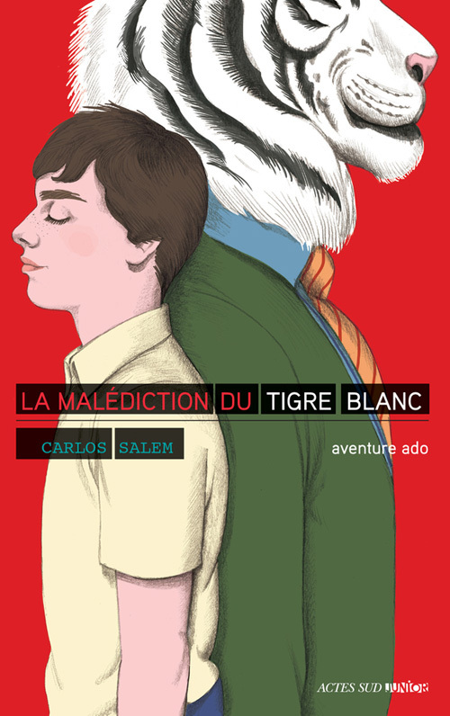 LA MALEDICTION DU TIGRE BLANC