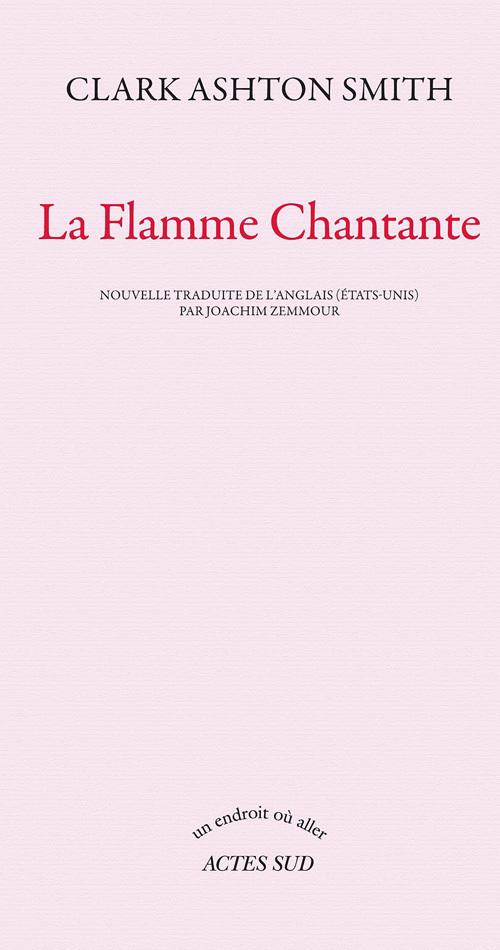 LA FLAMME CHANTANTE
