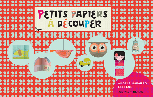 PETITS PAPIERS A DECOUPER.