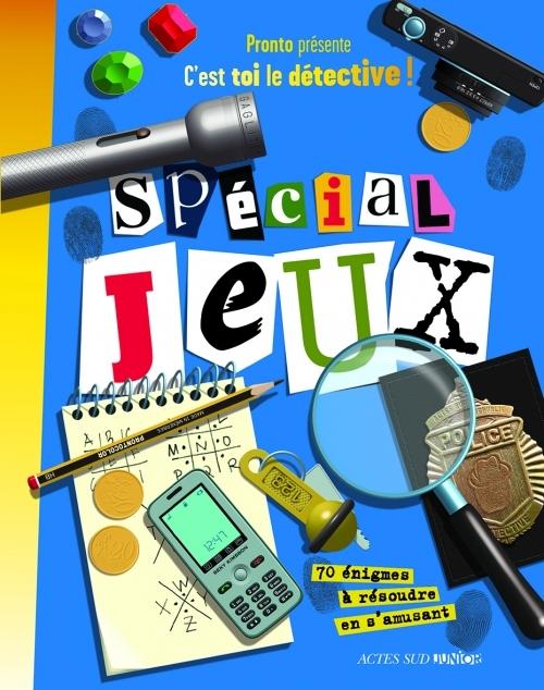 C'EST TOI LE DETECTIVE-SPECIAL JEUX